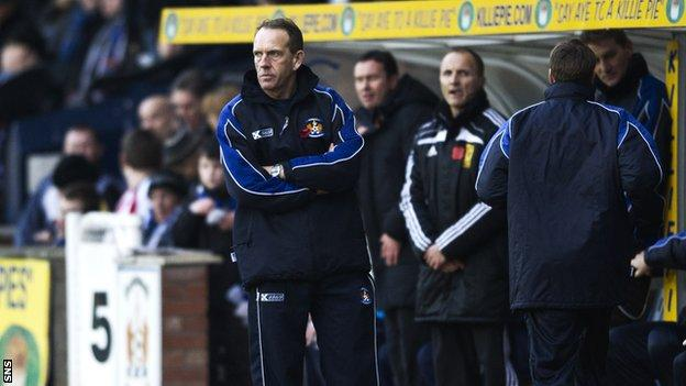 Kenny Shiels open to league reconstruction