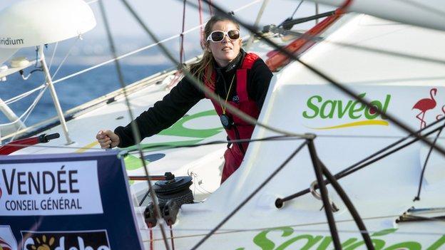 Samantha Davies