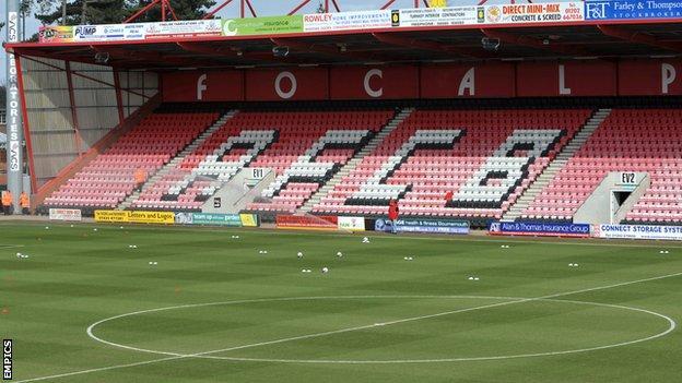 Goldsands Stadium