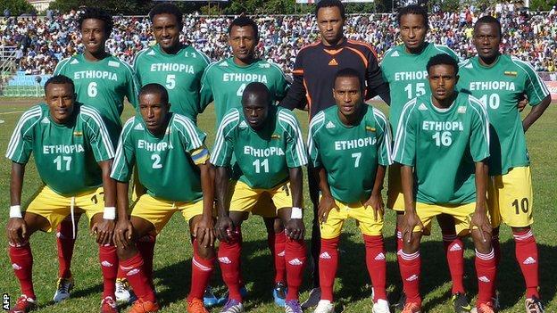 Ethiopian national team
