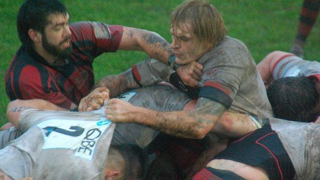 Jersey battle against Newcastle