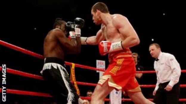David Price beats Audley Harrison