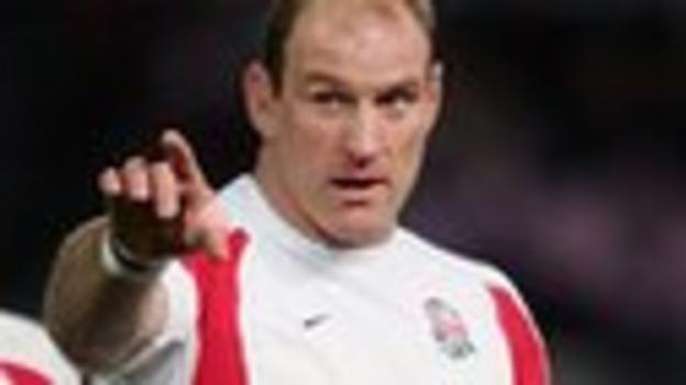 Former England captain Lawrence Dallaglio