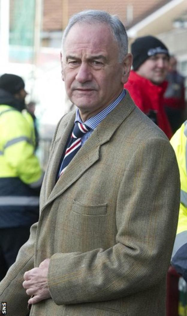 Green wants an outsider to have a look at what is best for Scottish football