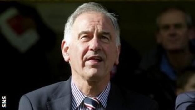 """Charles Green says """"feelings remain raw"""" at Ibrox"""