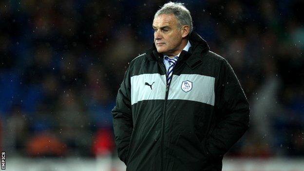 Dave Jones, Sheffield Wednesday manager