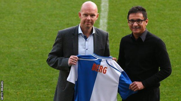 Henning Berg and Shebby Singh