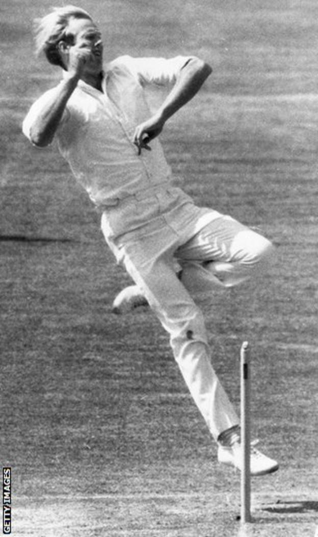 Greig was a genuine all-rounder