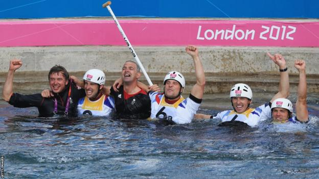 Rowing gold and silver success for Team GB
