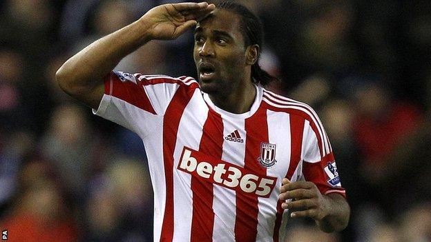 Cameron Jerome celebrates his goal