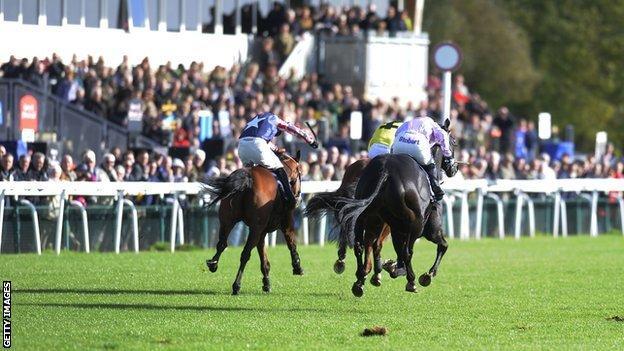 Huntingdon Racecourse