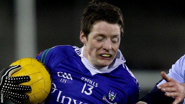 Conor McManus was among Monaghan's scorers