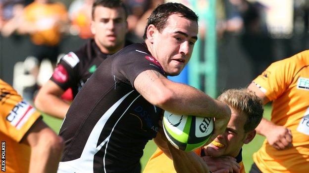 Lewis Paterson scored two tries for Launceston