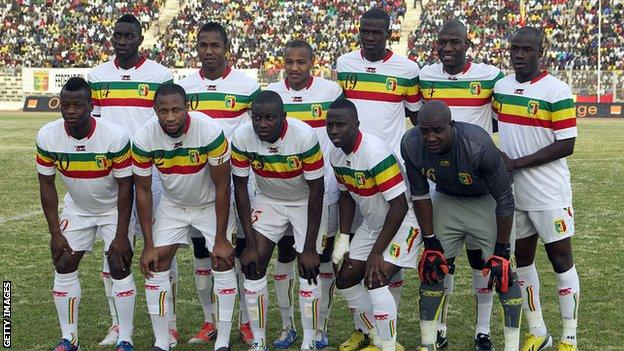 Mali national team