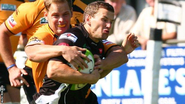 Richard Bright struck twice for Launceston