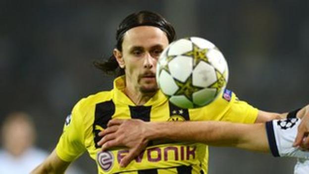 Borussia Dortmund's Neven Subotic