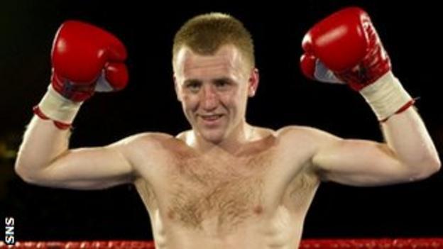 boxer Eddie Doyle
