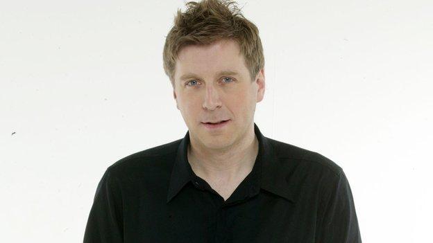 Mark Chapman