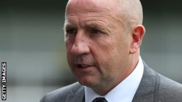 Former Rochdale manager John Coleman