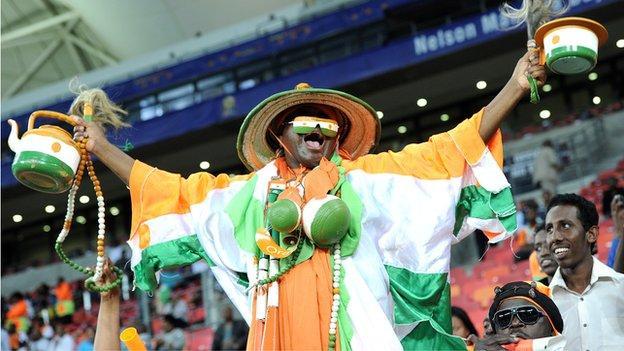 Niger fan
