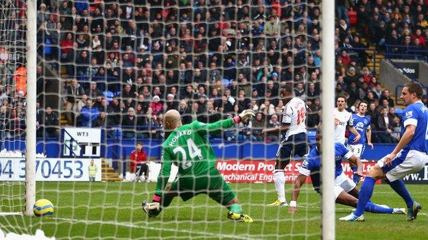 Marvin Sordell scores for Bolton