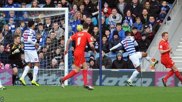 QPR lose to MK Dons