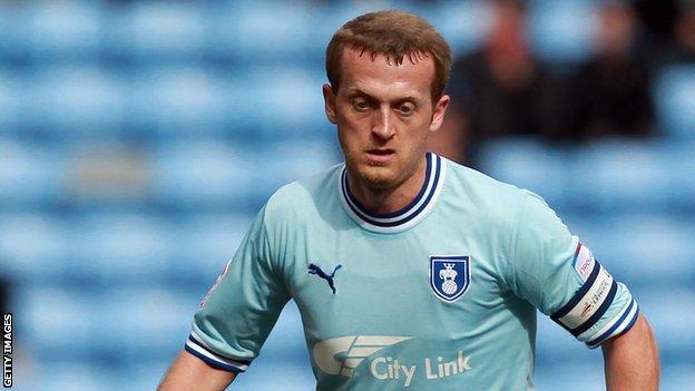 New Kilmarnock signing Sammy Clingan