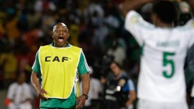 "Nigeria head coach Stephen Keshi says he has the ""game plan"" to beat Ivory Coast"