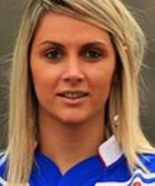 France captain Marie-Alice Yahe