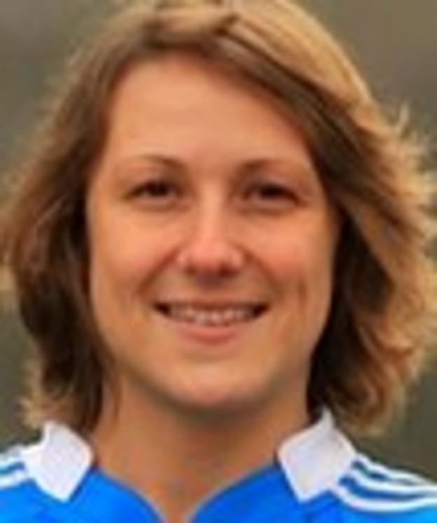 Italy captain Silvia Gaudino