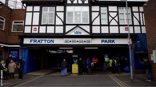 Fratton Park, Portsmouth
