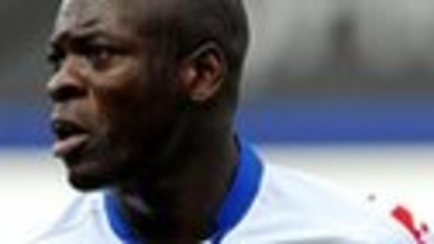 CHRISTOPHER SAMBA