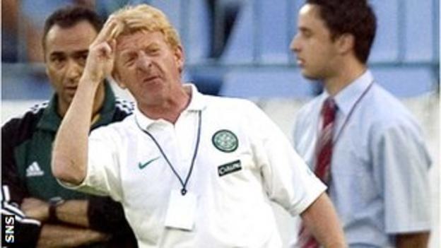 Gordon Strachan - Celtic