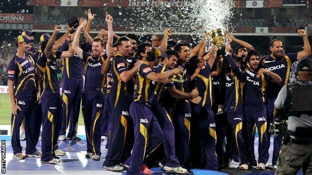 IPL celebrations
