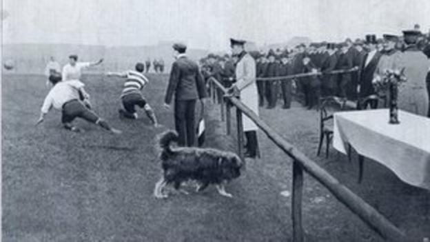 Civil Service FC v Germania, 1905
