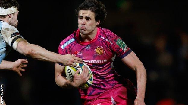Ignacio Mieres made his first start since September in the LV= Cup win over Northampton
