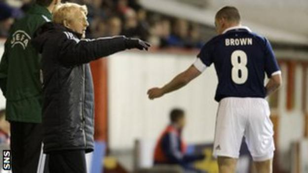 Strachan and Brown
