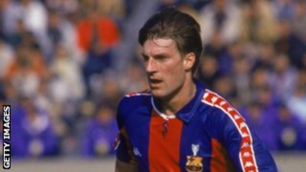 Swansea boss Michael Laudrup excelled as a player for Barcelona and Real Madrid
