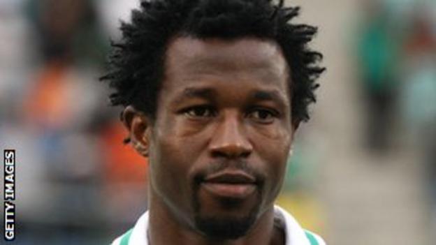 Nigeria and Celtic defender Efe Ambrose