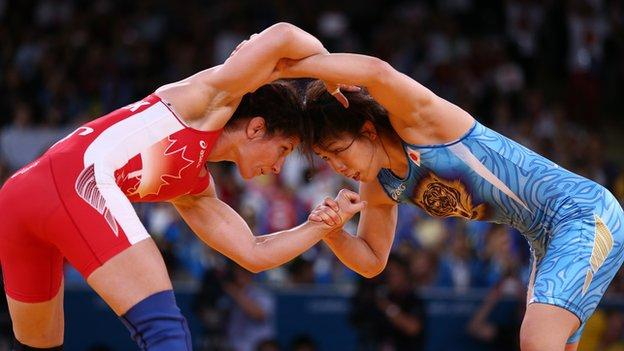 Wrestling To Be Dropped From 2020 Olympic Games Bbc Sport