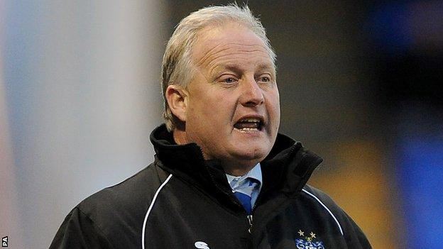 Kevin Blackwell