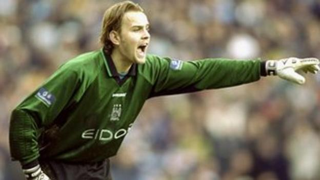 Nicky Weaver - Manchester City