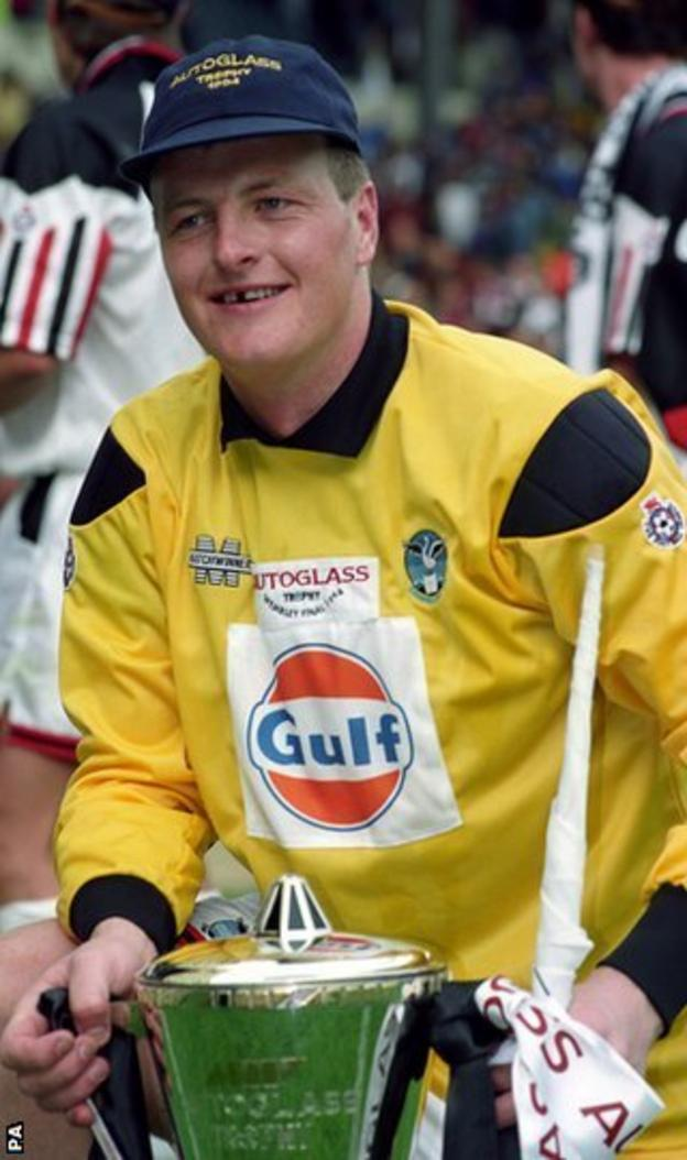 Roger Freestone has vivid memories of Swansea City winning the Autoglass Trophy in 1994.