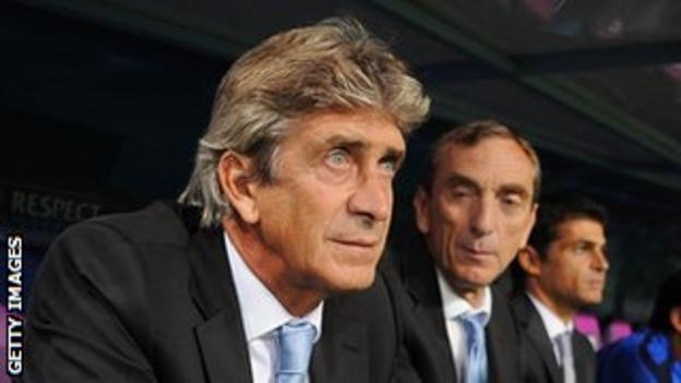 Pellegrini counts River Plate, Villarreal and Real Madrid among his former clubs