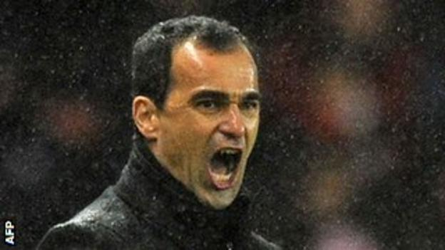 Martinez has helped Wigan avoid relegation since re-joining the club as manager in 2009