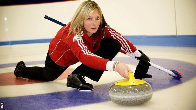 Scottish champion Eve Muirhead