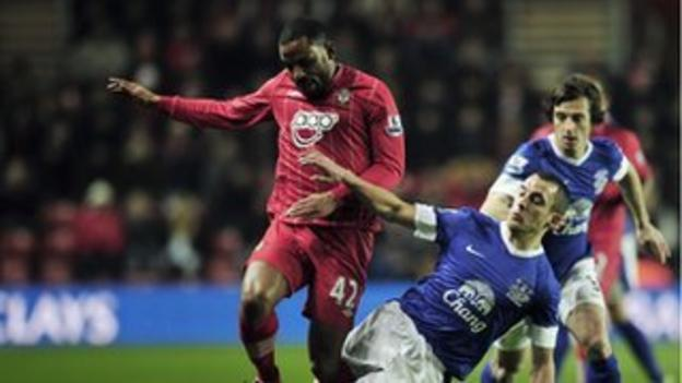 Winger Jason Puncheon has been in fine form for Southampton this season