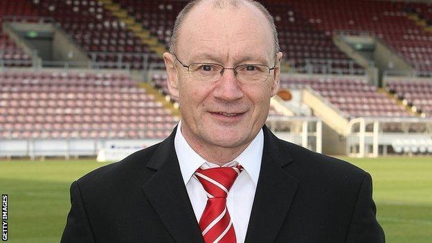 Steve Ferres