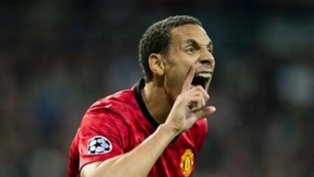 Rio Ferdinand joined Manchester United from Leeds in 2002
