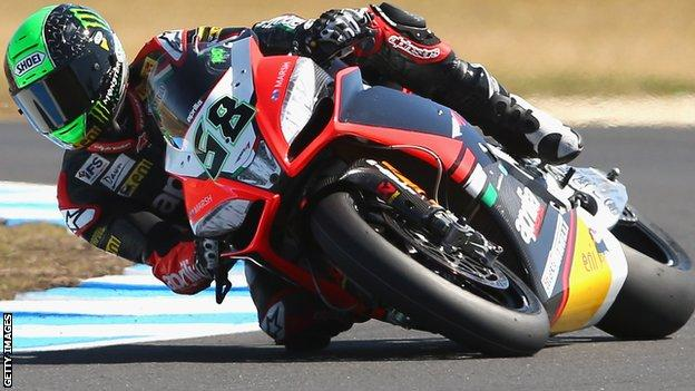 Eugene Laverty makes a winning start at Phillip Island
